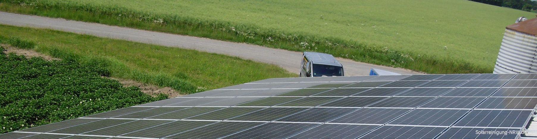 Solarreinigung NRW – Solarreinigung Nordrheinwestfalen